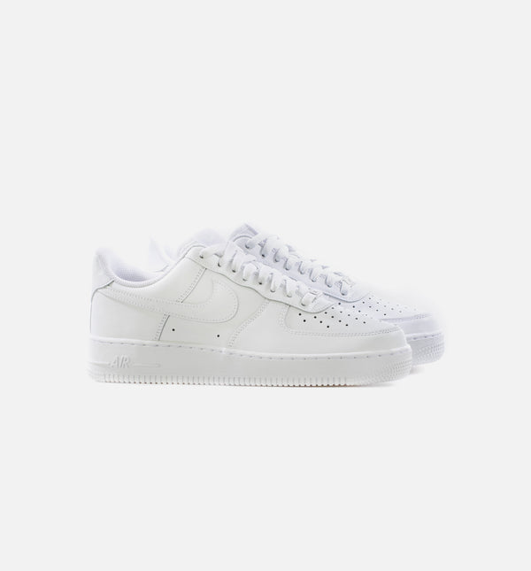 AIR FORCE 1 07 MENS LIFESTYLE SHOE - WHITE