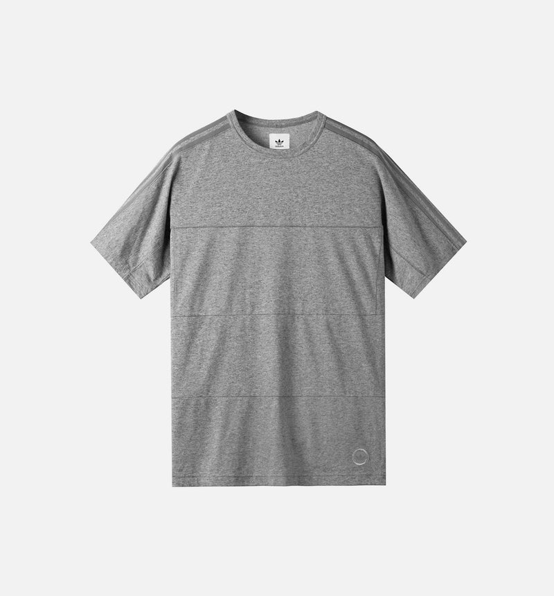 ADIDAS X WINGS + HORNS TEE MEN'S - ASH GREY