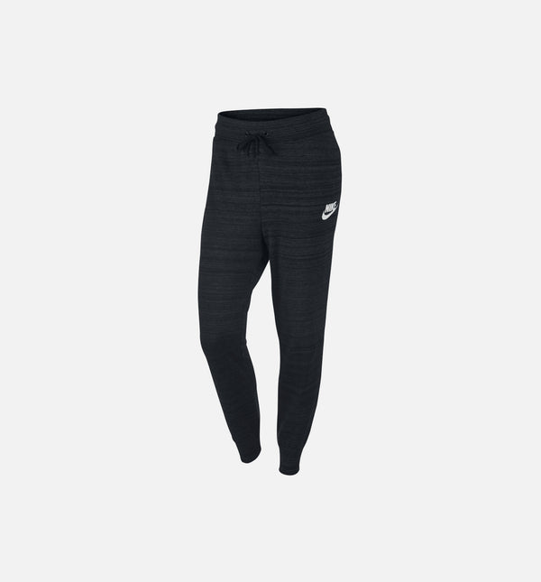 NIKE ADVANCE PANTS WOMEN'S - BLACK/WHITE