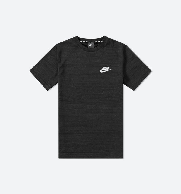 NIKE SPORTSWEAR ADVANCE 15 SHIRT MEN'S - BLACK/GREY