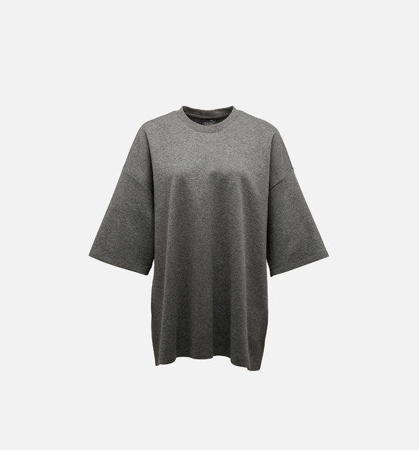 FENTY BY RIHANNA X PUMA OVERSIZED CREW TEE WOMEN'S - DARK GREY