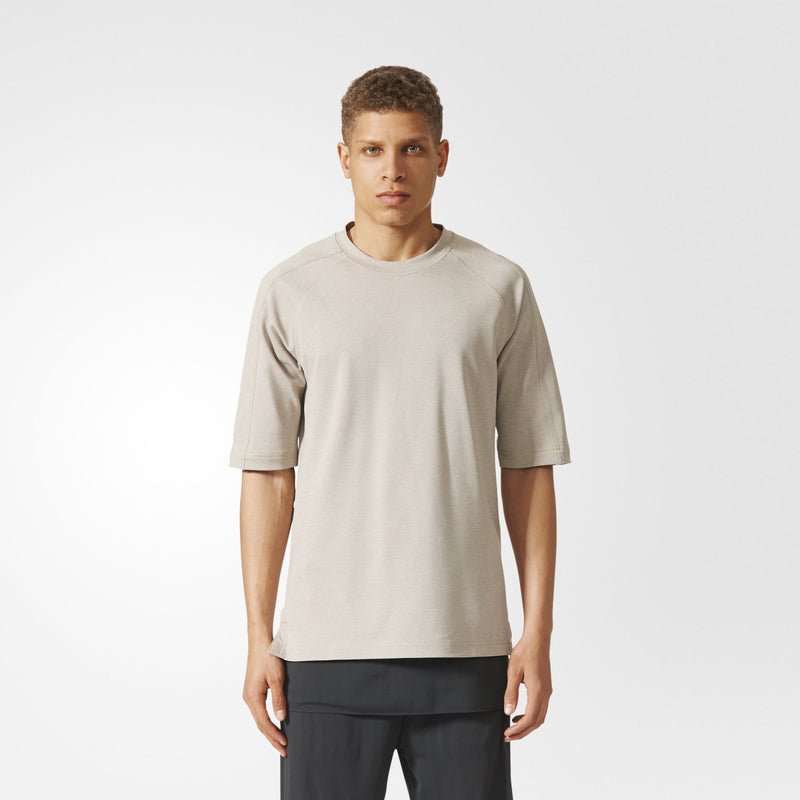 ADIDAS NO STAIN TEE MEN'S - CLEAR BROWN