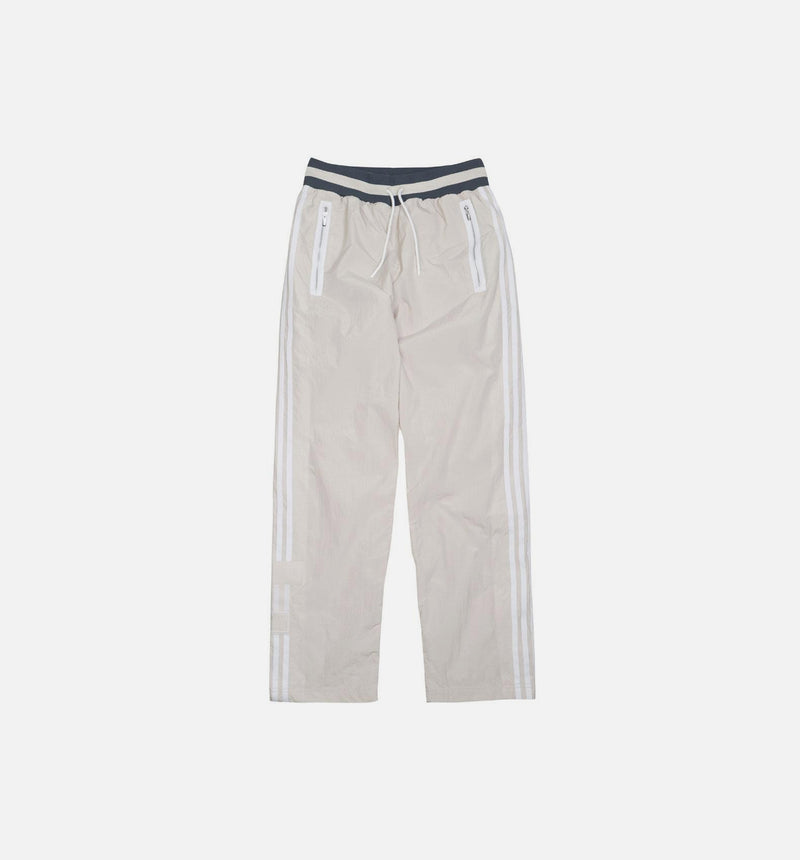 BRISTOL TEARAWAY MENS PANTS - CLEAR BROWN/WHITE