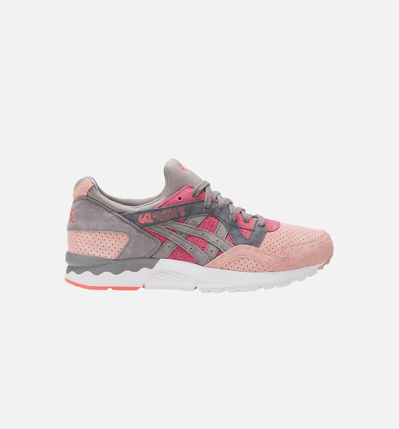 ASICS TIGER GEL-LYTE V MEN'S - MAUVE WOOD/ALUMINUM ...