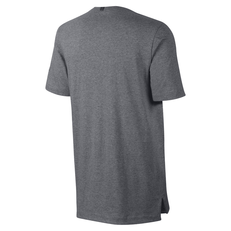 NIKE SPORTSWEAR MODERN T-SHIRT MEN'S - CARBON HEATHER/COOL GREY