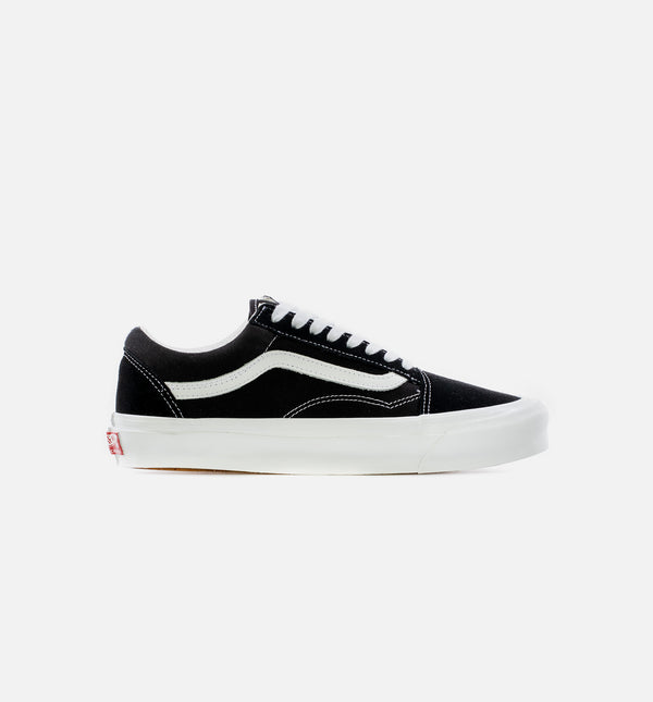 VAULT OG OLD SKOOL LX MENS LIFESTYLE SHOE - BLACK/WHITE