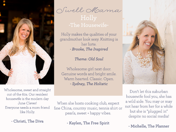 Swell Mamas: The Housewife