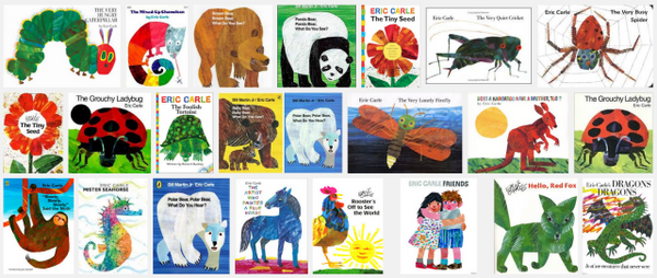 An Eric Carle Baby Shower Swell Forever 174