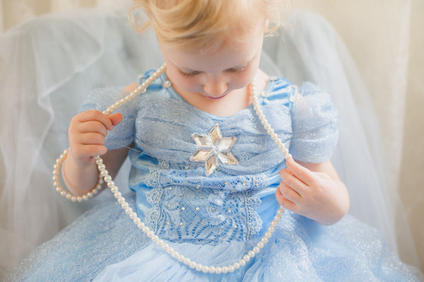 Swell Caroline Jewelry Photo Booth Idea, Toddler dress up tea party ideas. Pinkies up!
