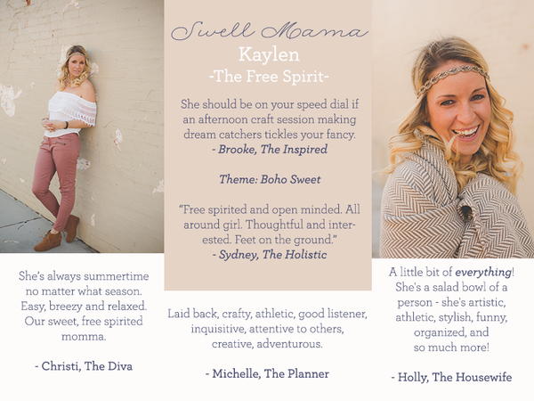 Swell Mamas Blog: The Free Spirit