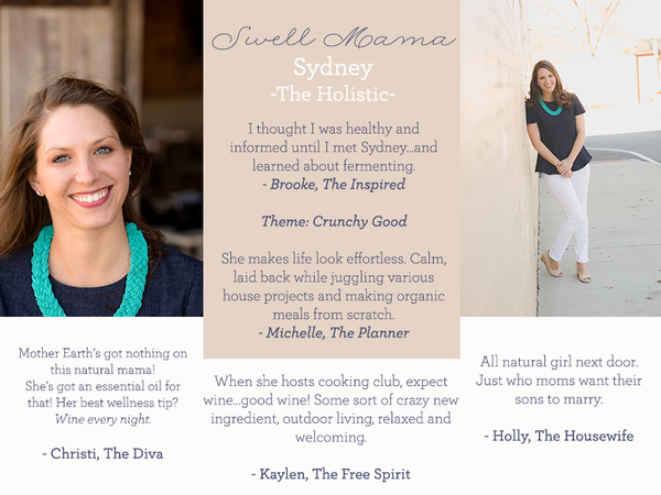 Swell Mamas Blog: The Holistic