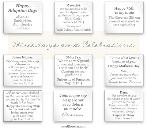 50th birthday gift, 40th birthday gift, birthday gifts for mom, best friend birthday gift ideas, adoption day gift for child.