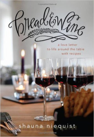 Bread and Wine Cooking Club Inspiration