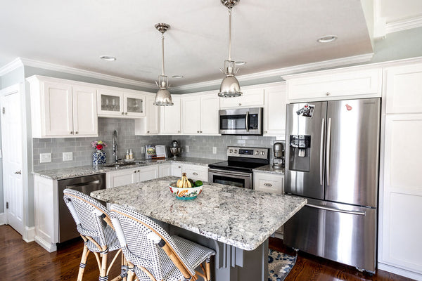 Kitchen renovation in cape cod original