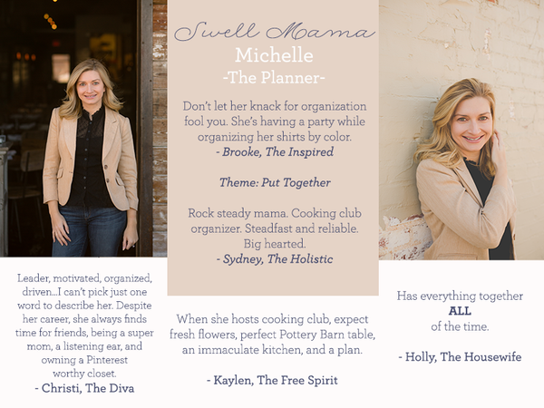 Swell Mamas: The Planner Mom Blogger