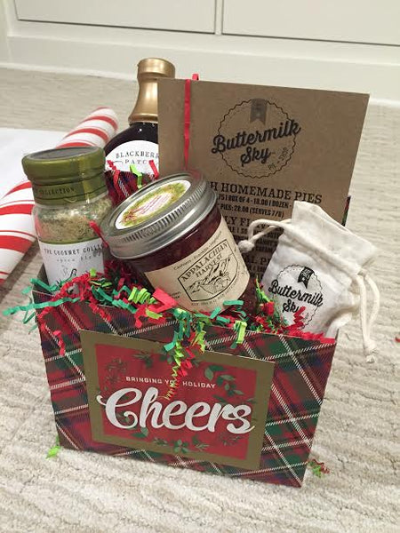 Clever Beer Greetings Gifts. Gift Basket Alternative.