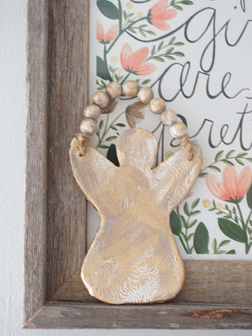Forever Angels: Handcrafted Ornaments