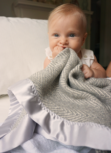 The Wilder Forever Blanket {baby} | by Swell Forever | Made in USA