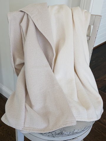 The Irene Cashmere Forever Blanket® {throw}