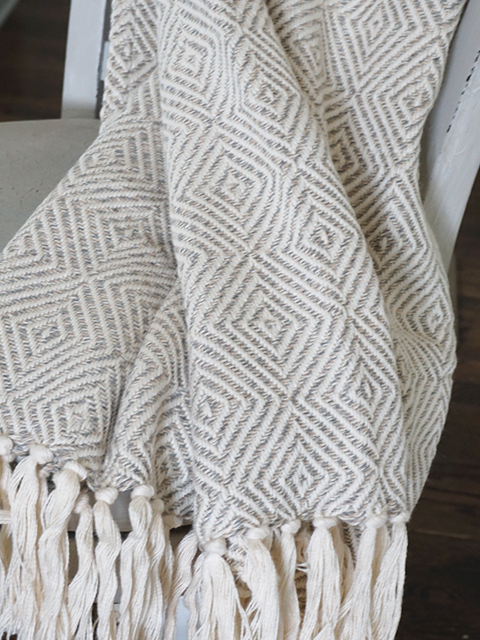 The Kinsley Forever Blanket | Swell Forever | Alpaca Cotton Blend | Perfectly Personalized for wedding gifts, parent gifts, and more.