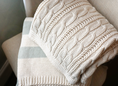 The Lyn Forever Blanket® {throw}