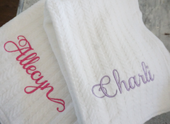 The Miles Forever Blanket® {baby}
