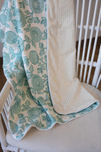 The Nicole Forever Blanket® by Swell Forever {baby} comes with a custom message tag and a donation to Foster Swell. www.swellforever.com