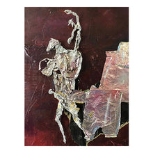 Load image into Gallery viewer, Don Quixote, Unfinished Deconstructions #1 - poem20artgallery