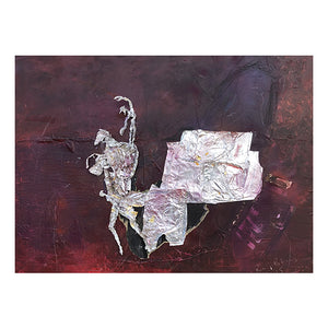 Don Quixote, Unfinished Deconstructions #1 - poem20artgallery