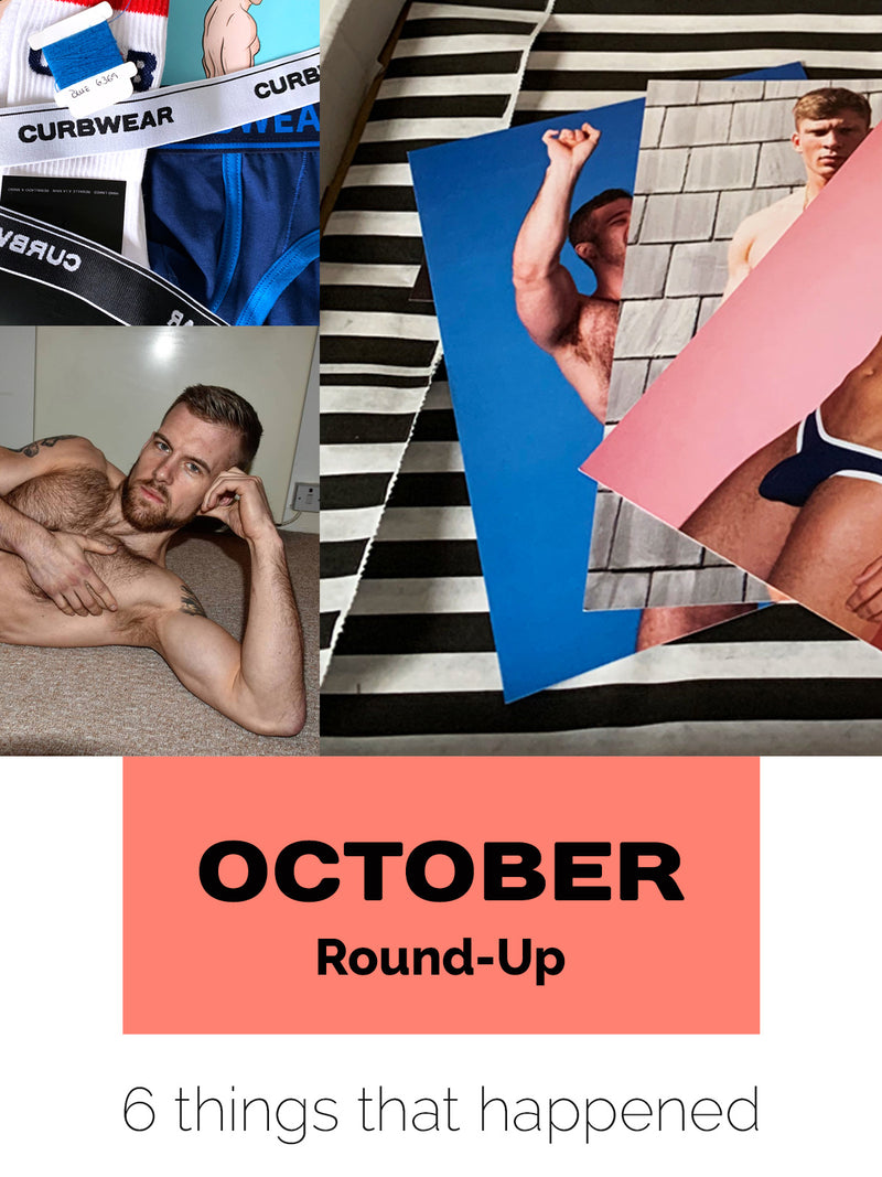 October Round-Up (6 things that happened)