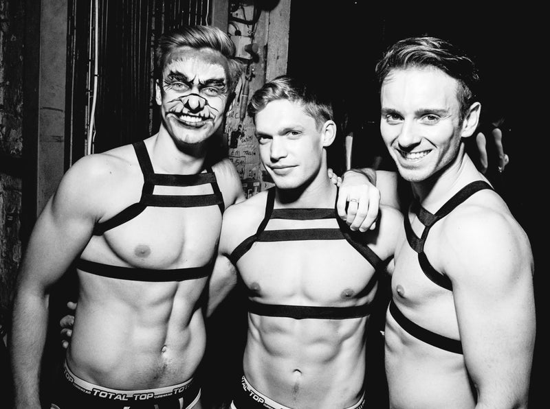 West End Bares 2017 #rubystrippers