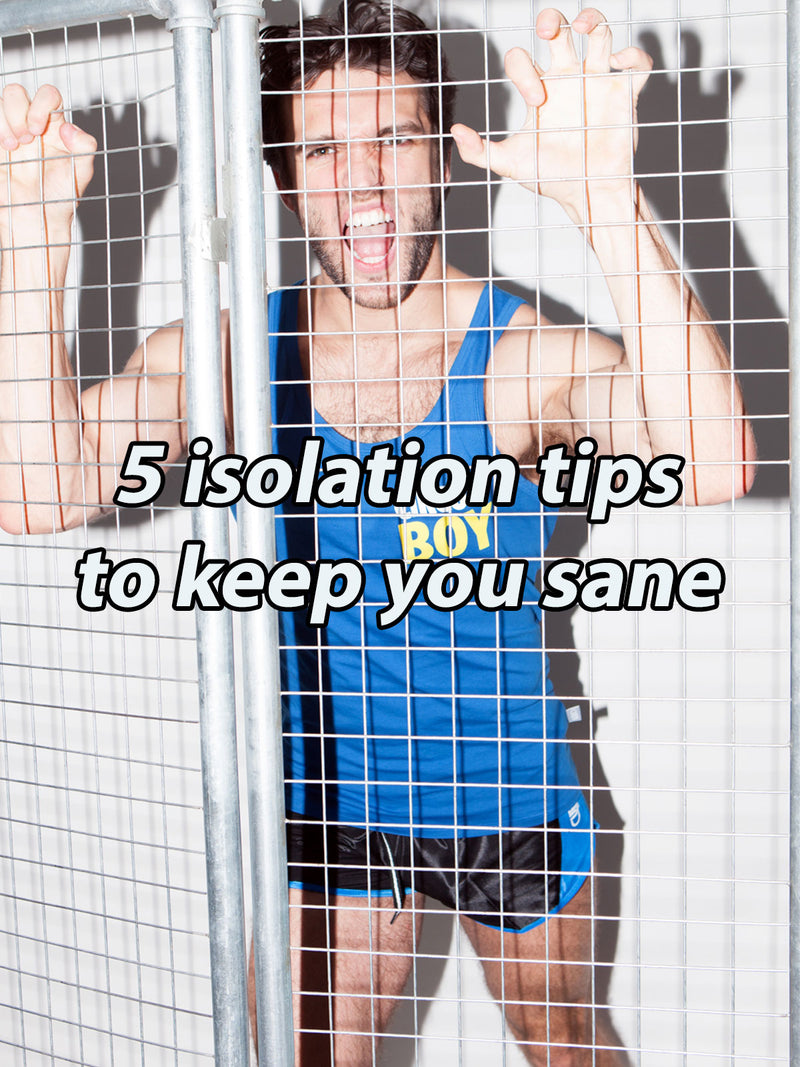 5 Things To Do When You're In Insolation