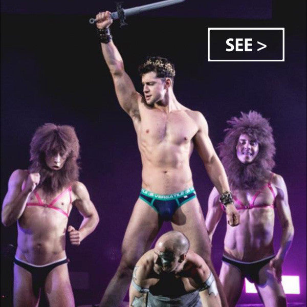 West End Bares 2016 – Excalibare