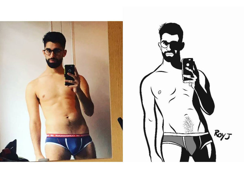 Men's Underwear Selfie - Winner announced!