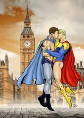 Gay superheros