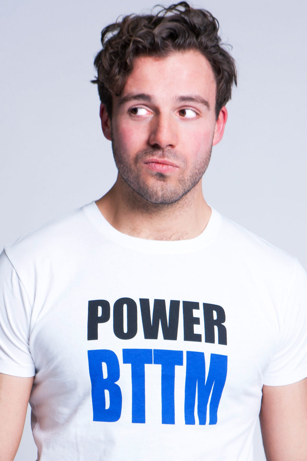 IDENTITY Power Bottom T-Shirt
