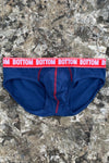 IDENTITY Bottom Brief Navy