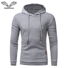 Load image into Gallery viewer, Men Sweatshirts Classic Men's Hooded Casual Sweatshirt  Men's Hoodies Big Size Available