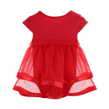 Load image into Gallery viewer, Summer Newborn Baby Dress Girls Jumpsuit Cotton Bow Baby Rompers For girls Kids Infant Clothes