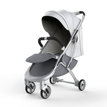 Load image into Gallery viewer, Lightweight Portable Folding Travel Pram