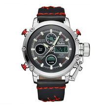 Load image into Gallery viewer, Military Dual Time Digital Watch