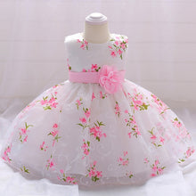 Load image into Gallery viewer, Summer baby dress for Girls Clothes Newborn Infant Baby Dress Kids Party  Princess Tutu For Girls 1st birthday Dresses girls NEW