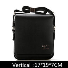 Load image into Gallery viewer, New Arrived luxury Brand men's messenger bag Vintage leather shoulder bag crossbody bag handbags