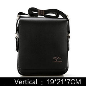 New Arrived luxury Brand men's messenger bag Vintage leather shoulder bag crossbody bag handbags