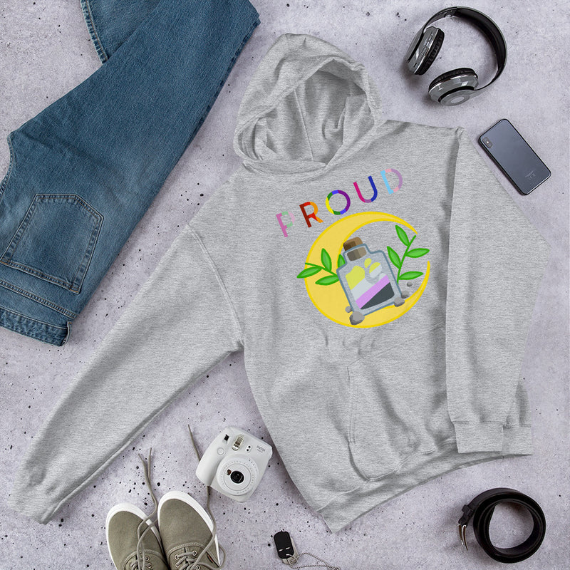 Hoodie LGBT<br/> Non Binaire