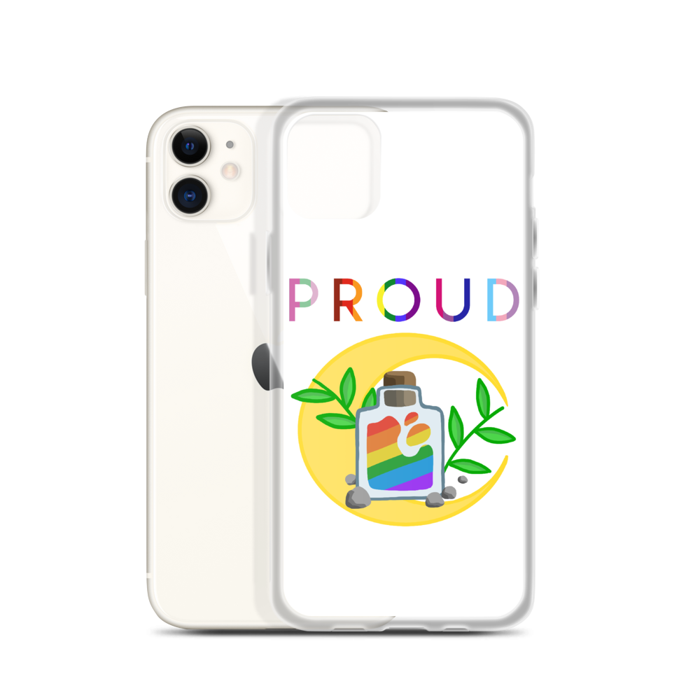 Coque iPhone<br/> Pride