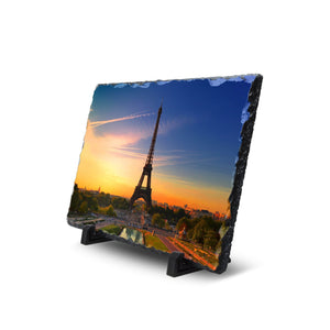 Eiffel Tower Sunset cmzart