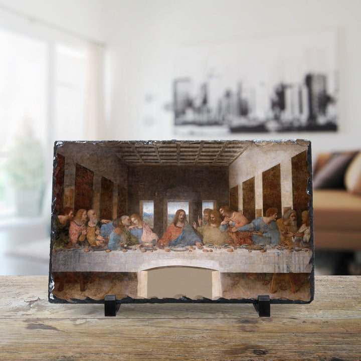 Leonardo da Vinci: The Last Supper cmzart 20 x 30 cm