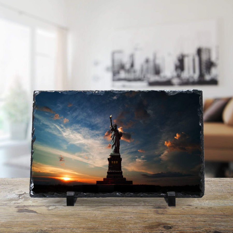 Statue of Liberty, New York cmzart 20 x 30 cm
