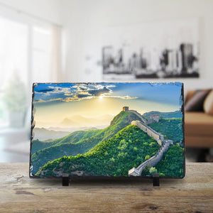 The Great Wall of China cmzart 20 x 30 cm
